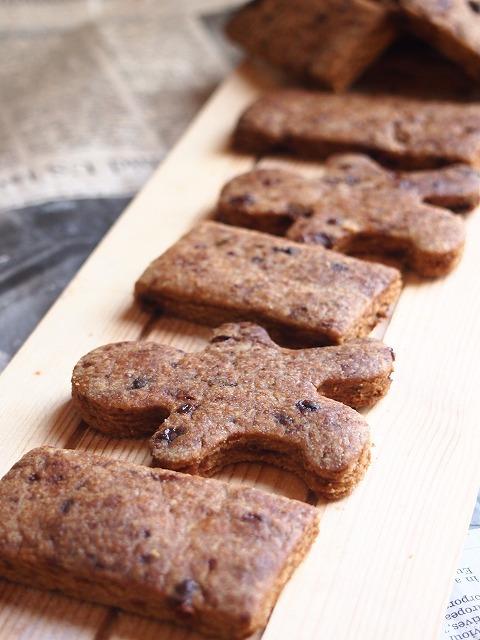 ガシガシ黒糖クッキー5