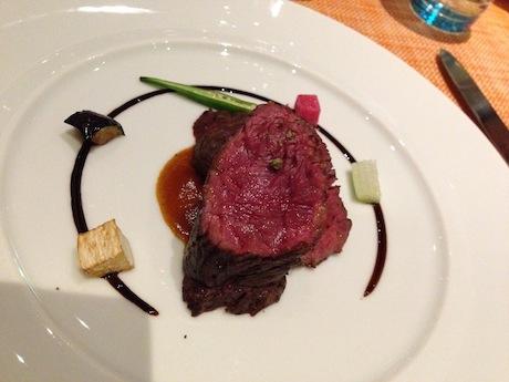 熟成肉テンダーステーキ
