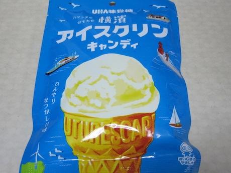 アイスクリンキャンディー