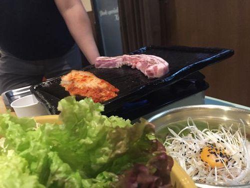 激辛山梨県甲府市本場の味食べやすい本格韓国料理とんさい