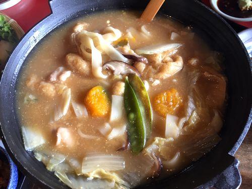 山梨甲州市塩山観光団体ツアーおすすめ美味しい宝刀ほうとう和食郷土料理店