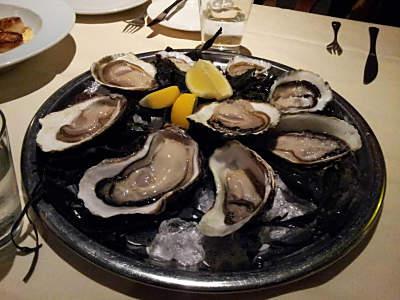 生牡蠣大皿