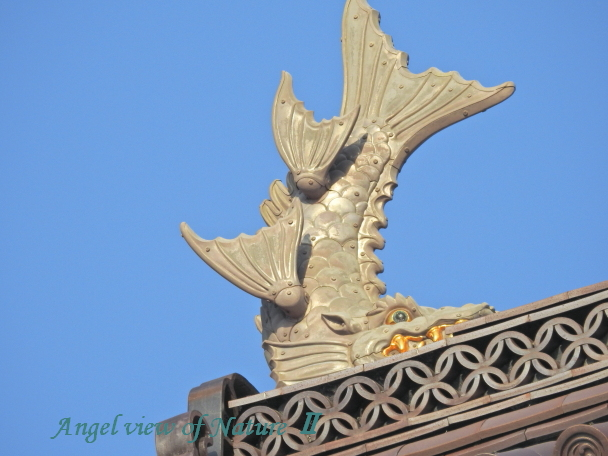 鶴ヶ城鯱(20150502026)