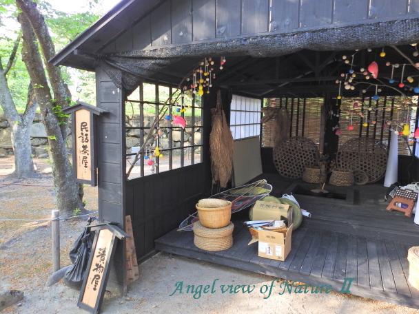 鶴ヶ城会津十楽春の陣(20150502052)