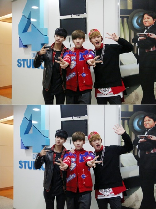 MBC歌謡大祭典 141231 VIXX ビックビョン1