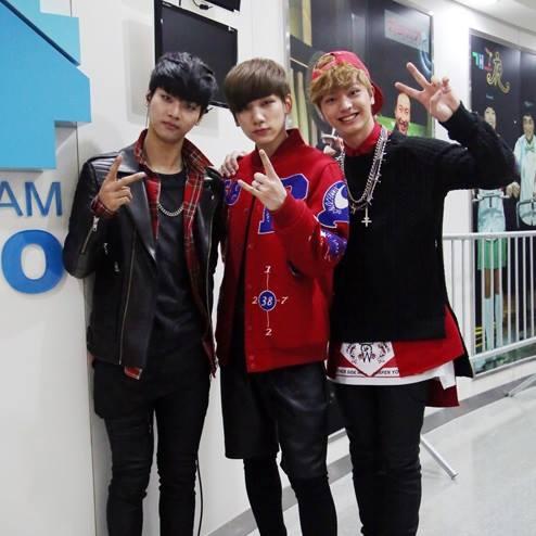MBC歌謡大祭典 141231 VIXX ビックビョン2