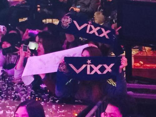 VIXX エン ツイッター 141231 1