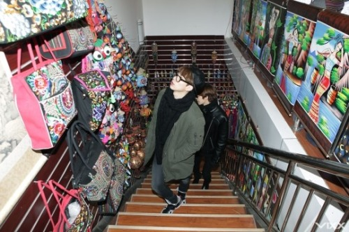 VIXX 5日間の北京&香港訪問記10