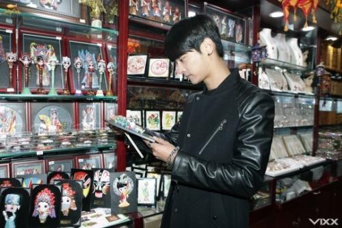 VIXX 5日間の北京&香港訪問記11