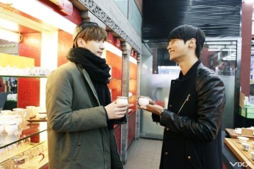 VIXX 5日間の北京&香港訪問記15