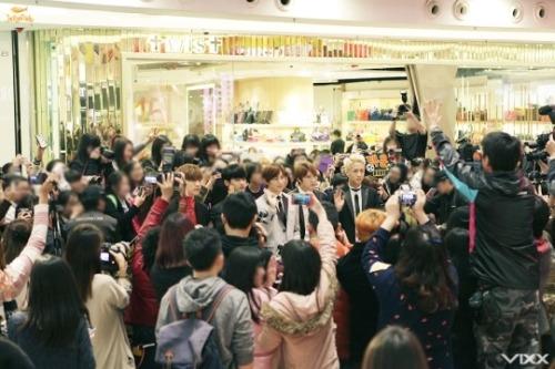 VIXX 5日間の北京&香港訪問記36