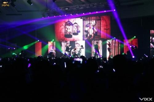 VIXX 5日間の北京&香港訪問記41