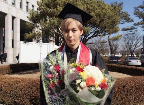 VIXX ホンビン 東亜放送芸術大学を卒業