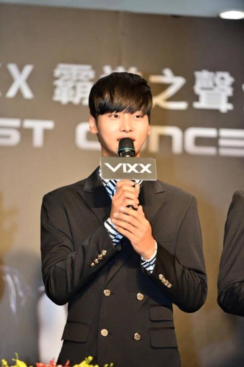 VIXX 150214 台湾 1