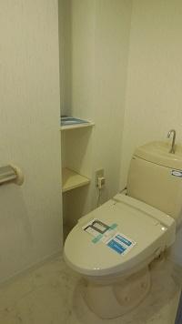 日進グロリア トイレ