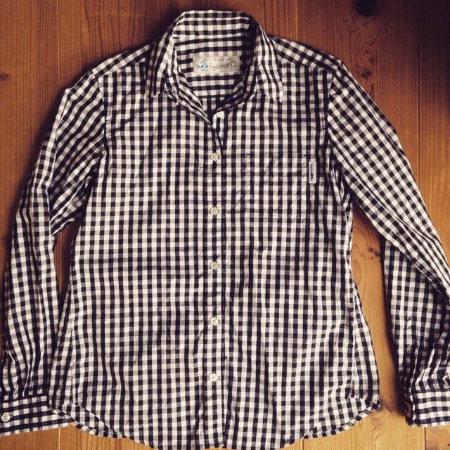 初縫いギンガム11