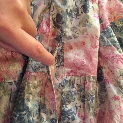 春色ティアードスカート2