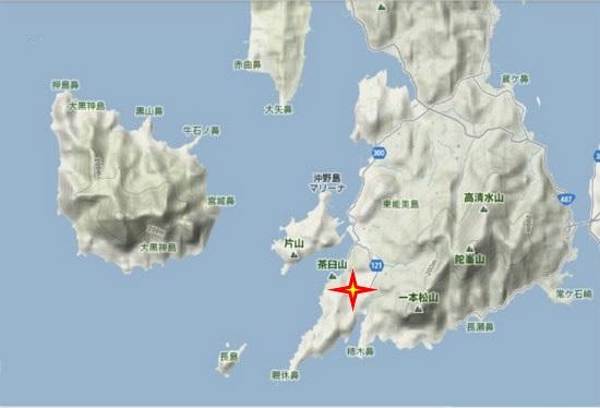 5)大柿町南部 深江オリーブ園