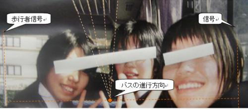 バス内の写真500