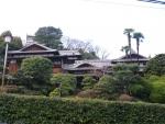 九州電力城南クラブ(旧山口慶八邸)遠景