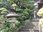 九州電力城南クラブ(旧山口慶八邸)入口