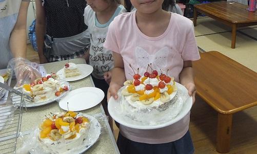 3誕生パーティー
