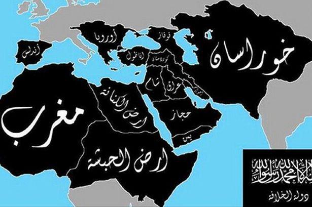 支配国地図?