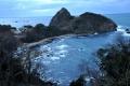 夜明け前の竹野海岸