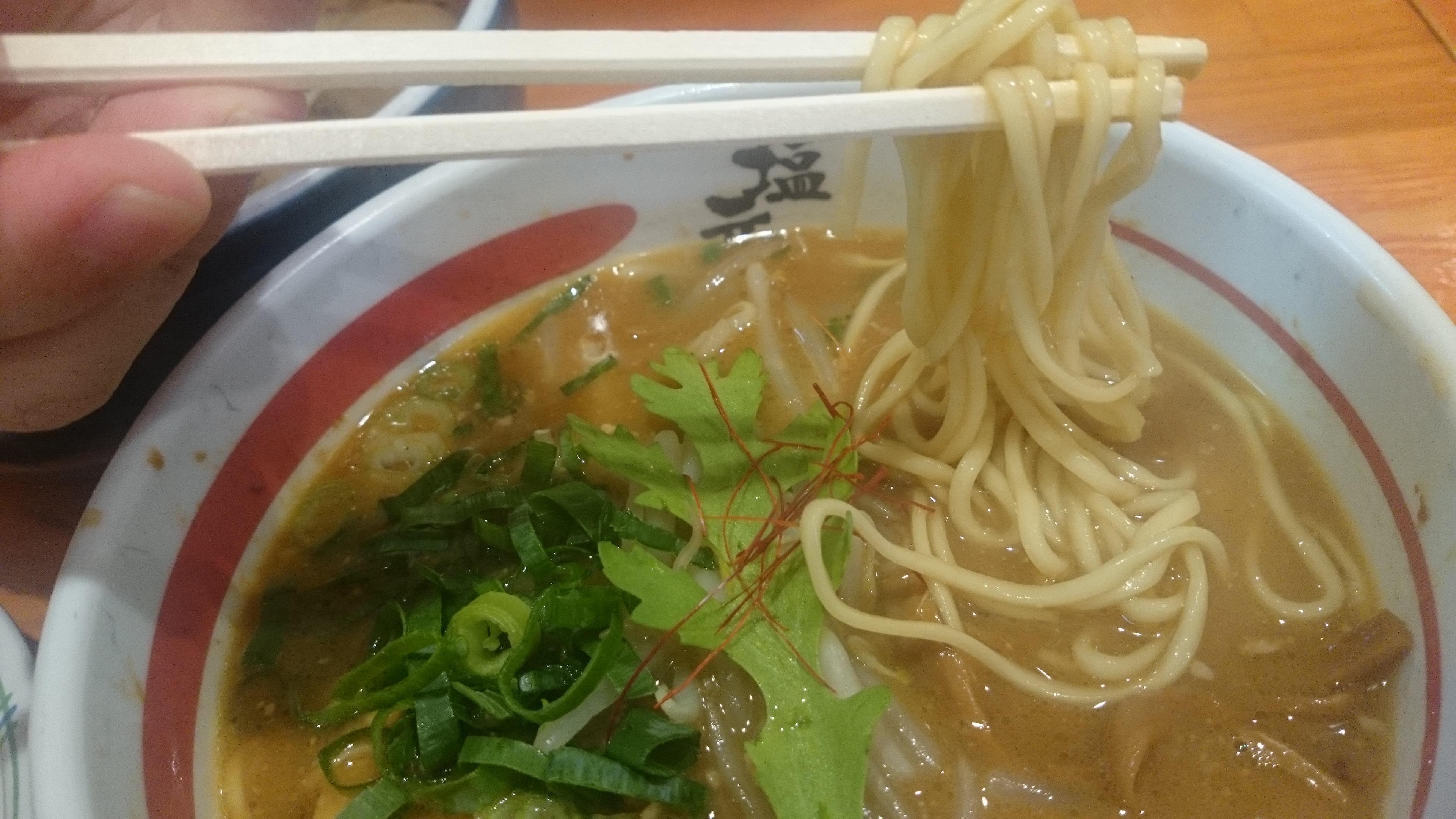 6、味噌ラーメンDSC_7708