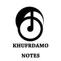 KHUFRDAMO NOTES ロゴ_2