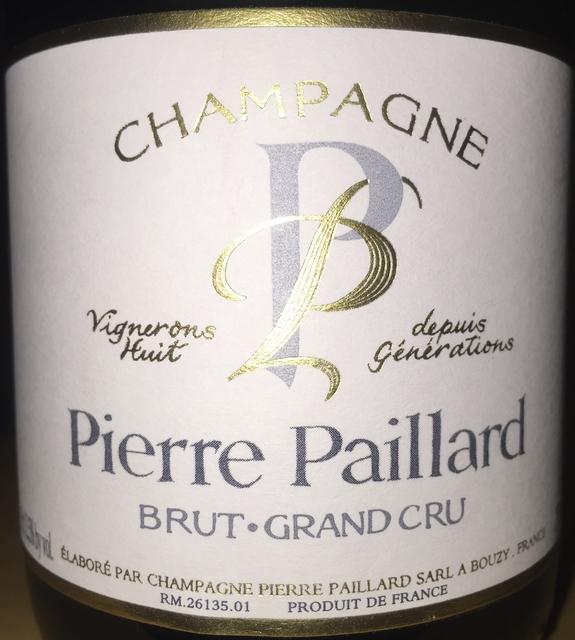 Pierre Paillard Brut Grand Cru