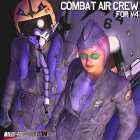 billy-t-V4 Air Crew Set