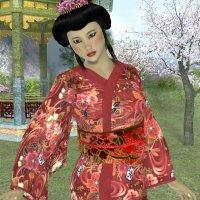 Lyrra-V4 Kimonos