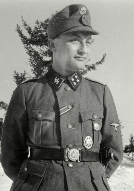 Gunter d'Alquen_SS-Sturmbannführer