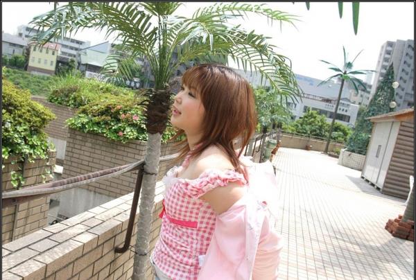 神戸で出会ったミズホちゃん(18)シロウトハメドリ写真