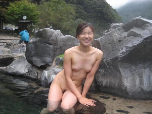 混浴露天風呂 画像 9