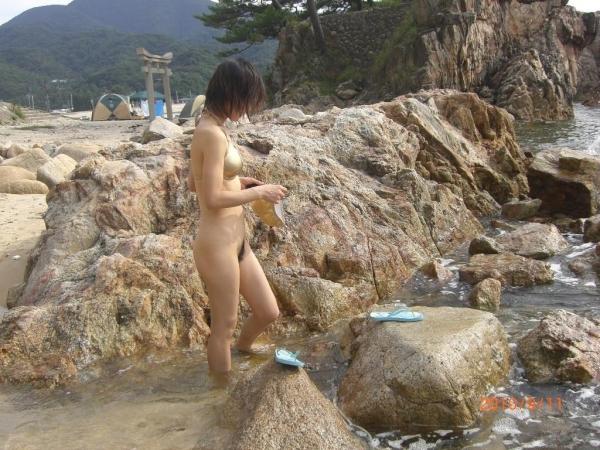 混浴露天風呂 画像 23