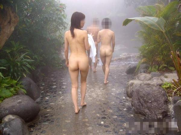 混浴露天風呂 画像 35