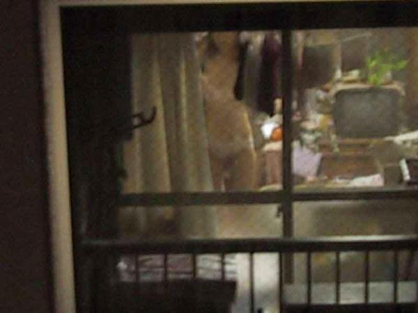 部屋 盗撮 画像 48
