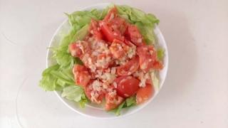 トマトオリーブオイル漬け