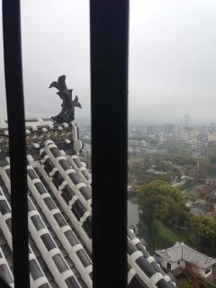 3姫路城 屋根