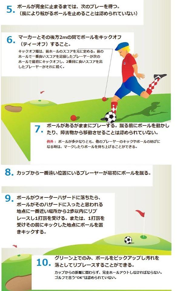 フットゴルフ2