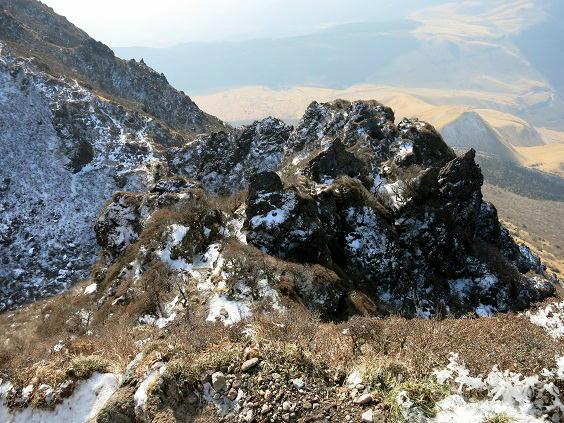 西峰登山道