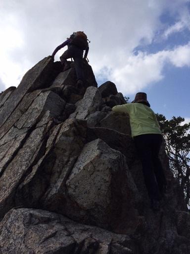 アントキノ岩