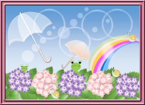 7-1紫陽花