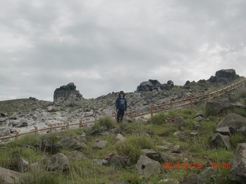 001 登山口