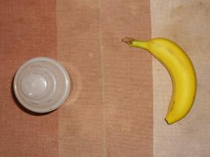 プロテインダイエット,バナナ