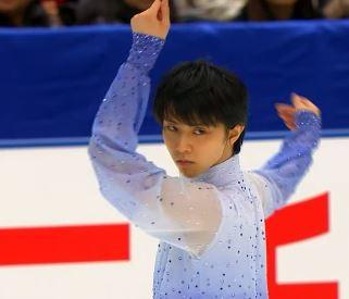2014 全日本選手権大会 羽生結弦 SP 2