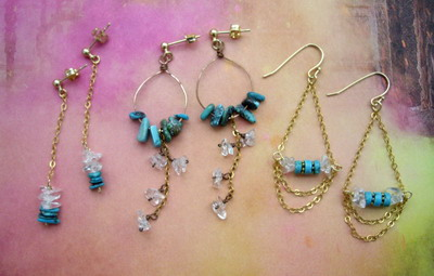 turquoise summer jewelry