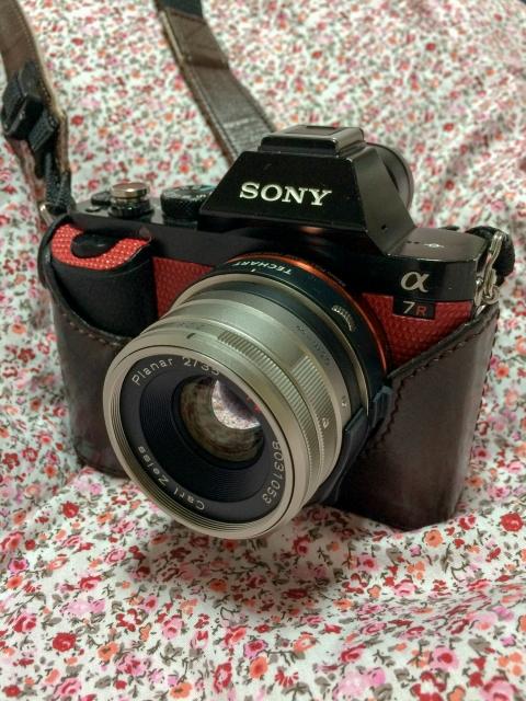 CONTAX G Planar T* 35mm F2.0